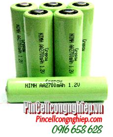 NiMh AA2700mAh, Pin sạc công nghiệp 1.2v NiMh AA2700mAh
