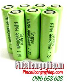 NiMh AAA800mAh, Pin sạc công nghiệp 1.2v NiMh AAA800mAh
