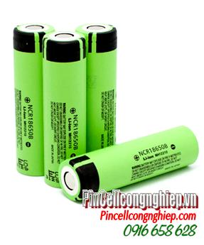 NCR18650B-3400mAh, Pin sạc 3.7v Lithium Li-Ion Panasonic NCR18650B-3400mAh
