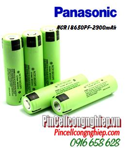 NCR18650PF-2900mAh, Pin sạc 3.7v Lithium Li-Ion Panasonic NCR18650PF-2900mAh