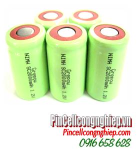 NiMh SC2000mAh, Pin sạc công nghiệp 1.2v NiMh SC2000mAh