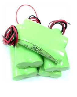 Pin sạc 2.4v-AA2200mAh, Pin sạc công nghiệp NiMh-Nicd 2.4v-AA2200mAh