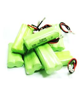 Pin sạc 2.4v-AAA500mAh, Pin sạc công nghiệp NIMh-NiCd 2.4v-AAA500mAh