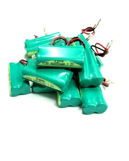 Pin sạc 2.4v-AAA550mAh, Pin sạc công nghiệp NiMh-NiCd 2.4v-AAA550mAh