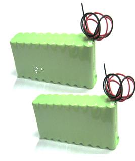 Pin sạc 12v-AA1800mAh, Pin sạc công nghiệp NiMh-NiCd 12v-AA1800mAh
