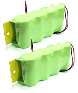 Pin sạc 4.8v-C4500mAh, Pin sạc công nghiệp NiMh-NiCd 4.8v-C4500mAh