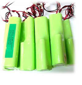 Pin đèn Eixt 6v-18670-4200mAh, Pin đèn Sự cố 6v-18670-4200mAh, Pin đèn khẩn cấp 6v-18670-4200mAh