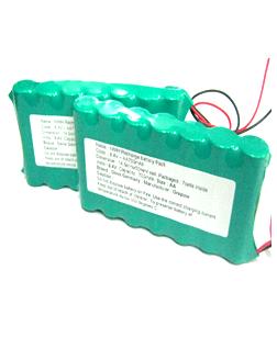 Pin sạc 8.4v-AA1000mAh, Pin sạc công nghiệp NiMh-NiCd 8.4v-AA1000mAh