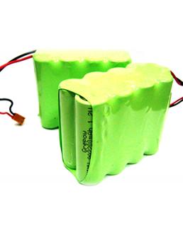 Pin sạc 9.6v-AA2200mAh, Pin sạc công nghiệp NiMh-NiCd 9.6v-AA2200mAh